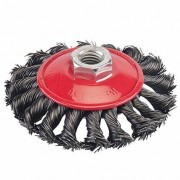 Underseal removal brush