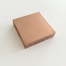 Solid Copper MIG Welding Block