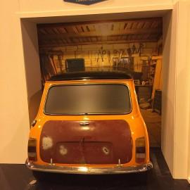 Bespoke Interiors for your Garage/Workshop/Museum