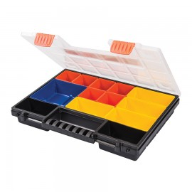 Component case and organiser 13 compartments