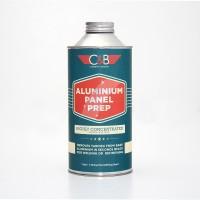 Aluminium Panel Prep