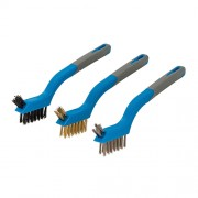 Detail Wire Brush Set of 3