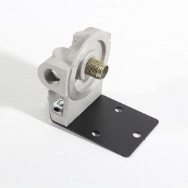 Heavy duty Remote Oil Filter Bracket (mocal mount)